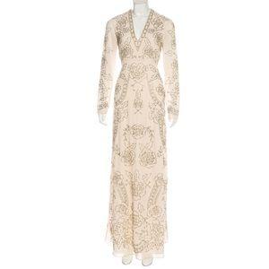 Needle & Thread Cream Gown